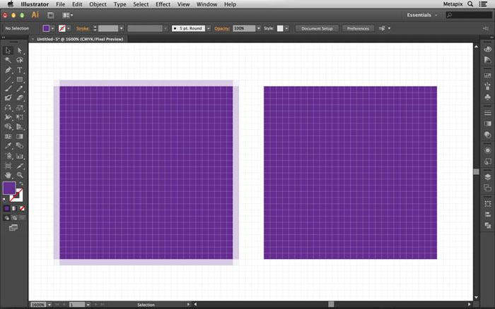 Grid de Pixels